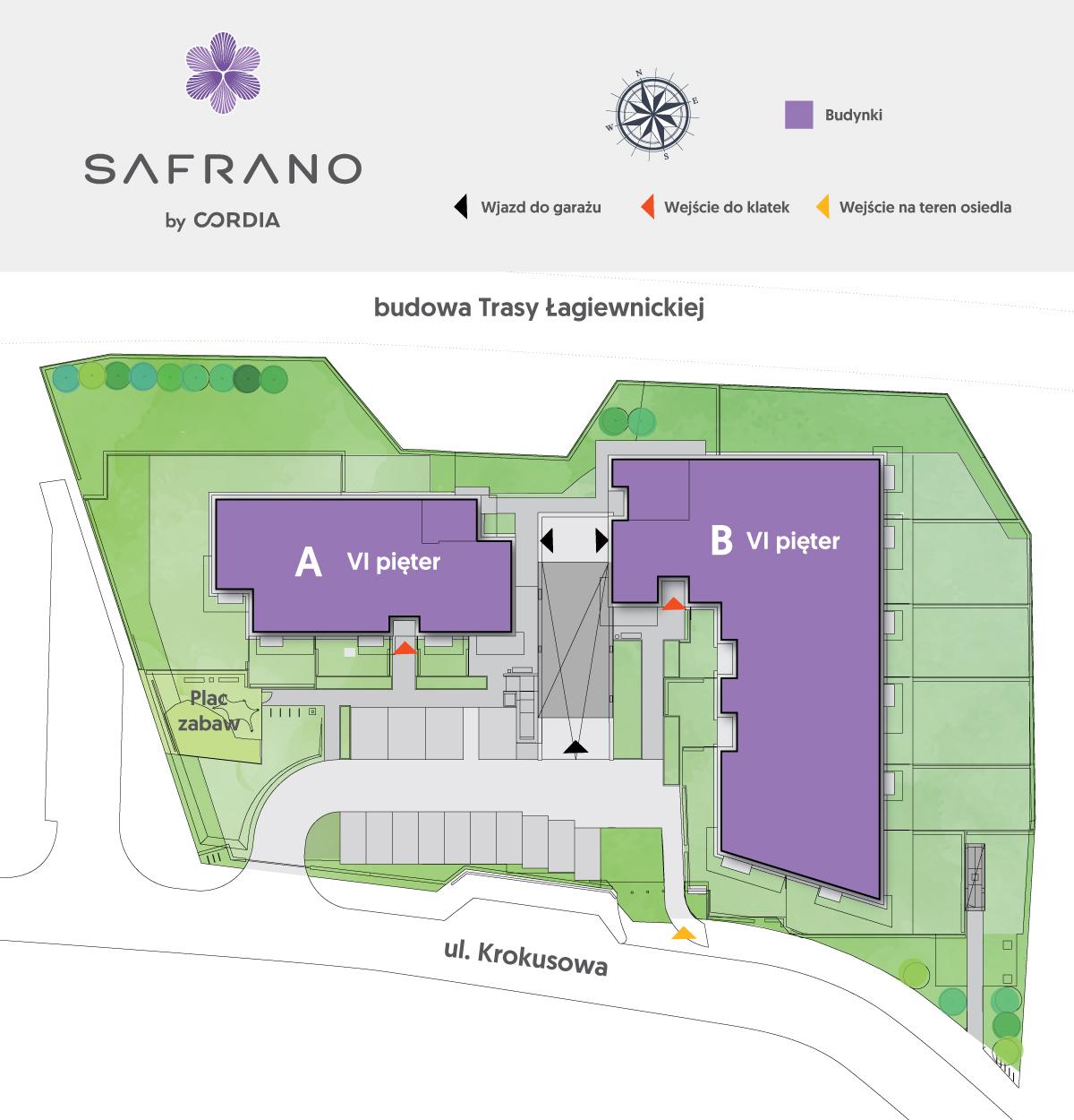 Safrano Plan Osiedla